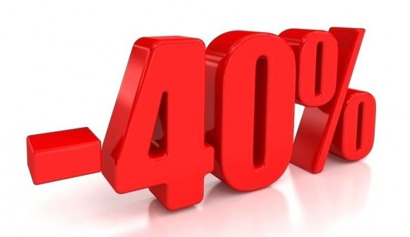 Скидка 40% на обучение в августе!